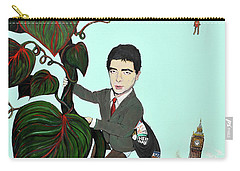 Rowan Atkinson Mr Beanstalk Carry-all Pouch
