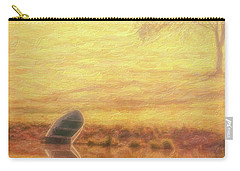 Carry-all Pouch featuring the photograph Rowboat by Tom Mc Nemar