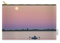 Rowing To The Moon Carry-all Pouch