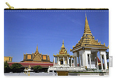 Roy Palace Cambodia 10 Carry-all Pouch