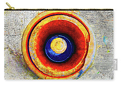 Carry-all Pouch featuring the mixed media Royal Air Force by Tony Rubino