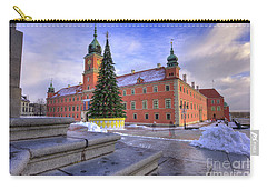 Carry-all Pouch featuring the photograph Royal Castle by Juli Scalzi