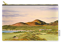 Royal County Down Golf Course Carry-all Pouch