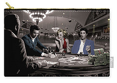 Royal Flush Carry-all Pouch by Chris Consani