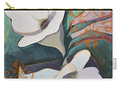 Royal Freesia Carry-all Pouch