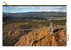 Royal Gorge Carry-all Pouch by Anthony Jones
