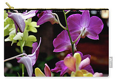 Carry-all Pouch featuring the photograph Royal Hawaiian Orchids by Michele Myers