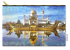 Royal Mosque  Carry-all Pouch