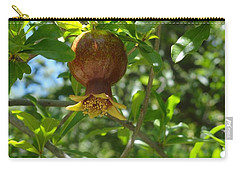 Royal Onion Pomegranate Carry-all Pouch