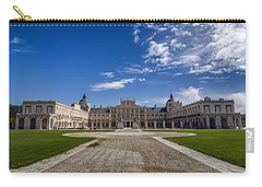 Royal Palace Of Aranjuez Carry-all Pouch