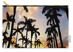 Royal Palm Way Carry-all Pouch