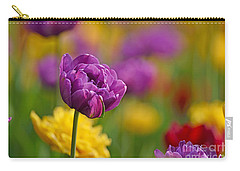 Royal Tulips Carry-all Pouch