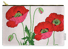 Carry-all Pouch featuring the painting Roys Collection 7 by John Jr Gholson