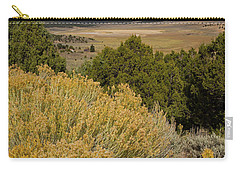 Rt 72 Utah Carry-all Pouch by Cindy Murphy - NightVisions