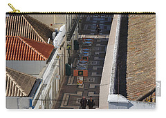 Rua Do Crime In Faro Carry-all Pouch