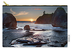 Ruby Beach #1 Carry-all Pouch