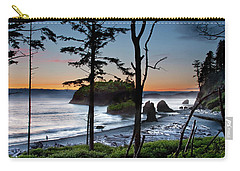 Ruby Beach #2 Carry-all Pouch
