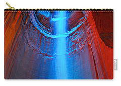 Ruby Falls Waterfall 3 Carry-all Pouch by Mark Dodd
