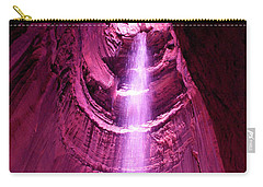 Ruby Falls Waterfall 5 Carry-all Pouch by Mark Dodd