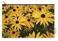 Rudbeckia Fulgida Goldsturm Carry-all Pouch