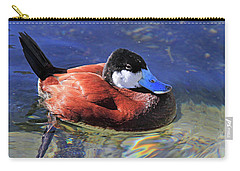 Ruddy Duck 2 Carry-all Pouch