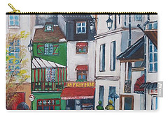 Rue Galande, Paris Carry-all Pouch