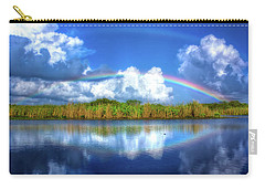 Rue's Rainbow Carry-all Pouch
