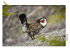 Ruffled Grouse Carry-all Pouch