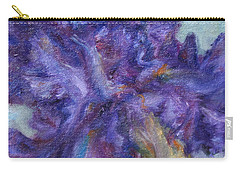 Ruffled Carry-all Pouch by Quin Sweetman