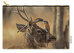 Rufous Treepies Carry-all Pouch