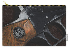Ruger 44 Magnum Super Blackhawk Revolver Carry-all Pouch