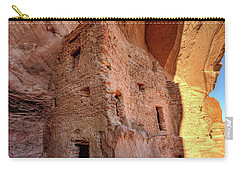 Ruin On The River Carry-all Pouch