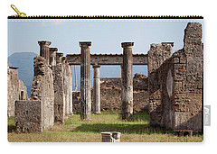 Ruins Of Pompeii Carry-all Pouch