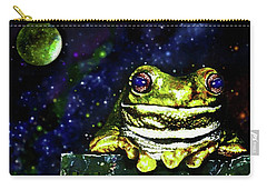 Ruler Of The Cosmos  Carry-all Pouch by Hartmut Jager