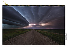 Carry-all Pouch featuring the photograph Run by Aaron J Groen