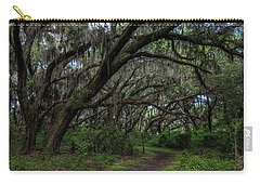 Runnymede Live Oaks Carry-all Pouch
