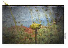 Carry-all Pouch featuring the photograph Runt  by Mark Ross