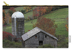 Rupert Mountain Face Barn Carry-all Pouch