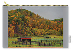 Rural Beauty In Ohio  Carry-all Pouch
