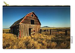 Rural Noir Carry-all Pouch