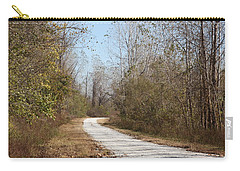Rural Road Carry-all Pouch