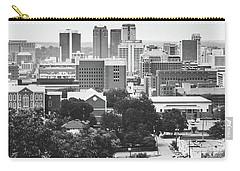 Carry-all Pouch featuring the photograph Rural Scenes In The Magic City by Shelby Young