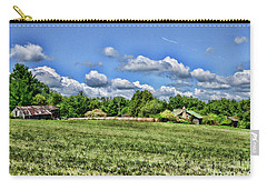 Rural Virginia Carry-all Pouch by Paul Ward