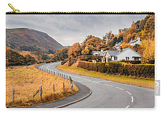 Rural Wales In Autumn Carry-all Pouch