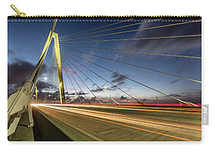 Rush Hour - Ravenel Bridge Charleston Sc Carry-all Pouch