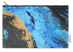 Rush Triptych 3 Carry-all Pouch