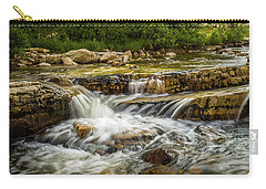 Rushing Waters - Upper Provo River Carry-all Pouch