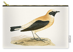Russet Wheatear Carry-all Pouch