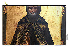 Russian Icon Carry-all Pouch