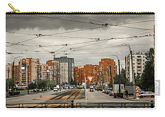 Russian Urban Life Carry-all Pouch